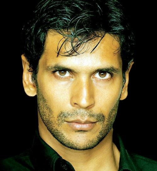 Milind Soman (b. 4 Nov 1965) born and lived in Scotland moved back to India when he was 7 yrs old. He was a national-level swimmer for India when he started modelling. He was one of the first male supermodels in India. He has also acted in Bollywood films as well as being a producer. - <3 Rhea Khan