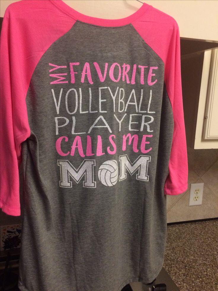 Best 25 Volleyball Mom Shirts Ideas On Pinterest