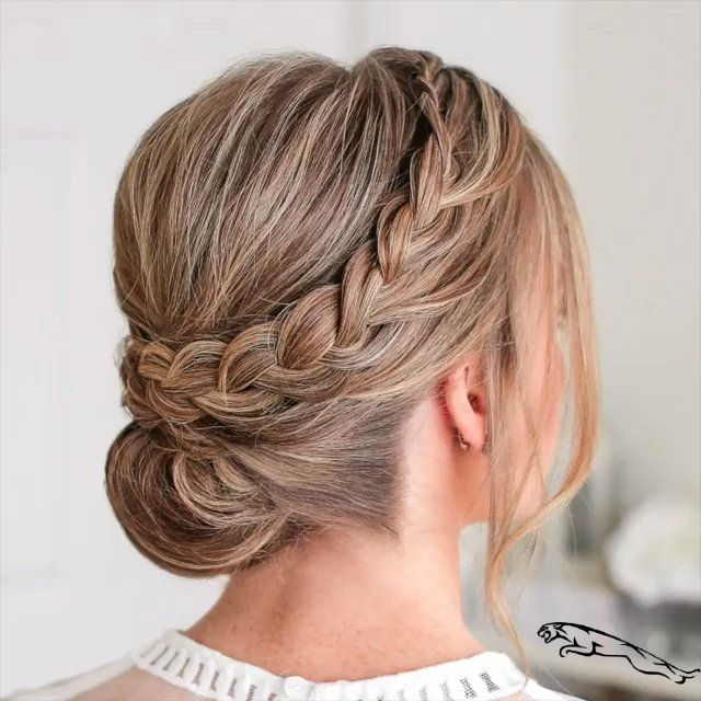 Braided Hairstyles Video   hair tutorial video #braidstyles #hairtutorial #hairvideos #braidedhair #dutchbraids  #geflochtenefrisuren