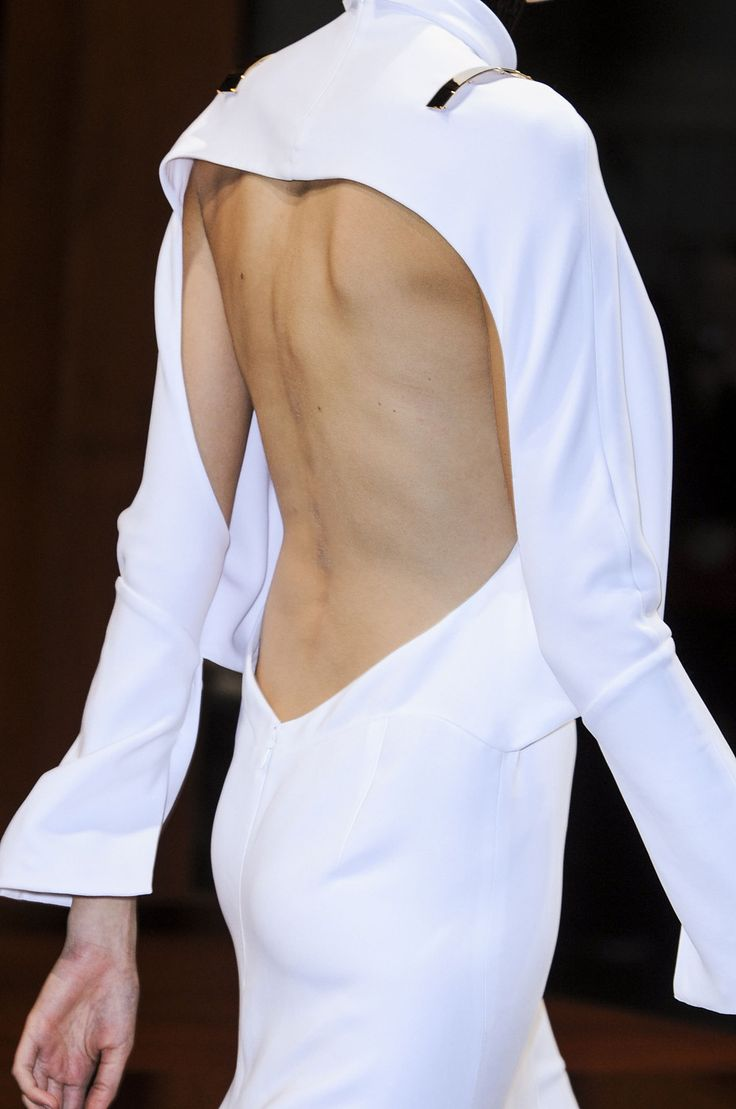 Givenchy, look at that back....