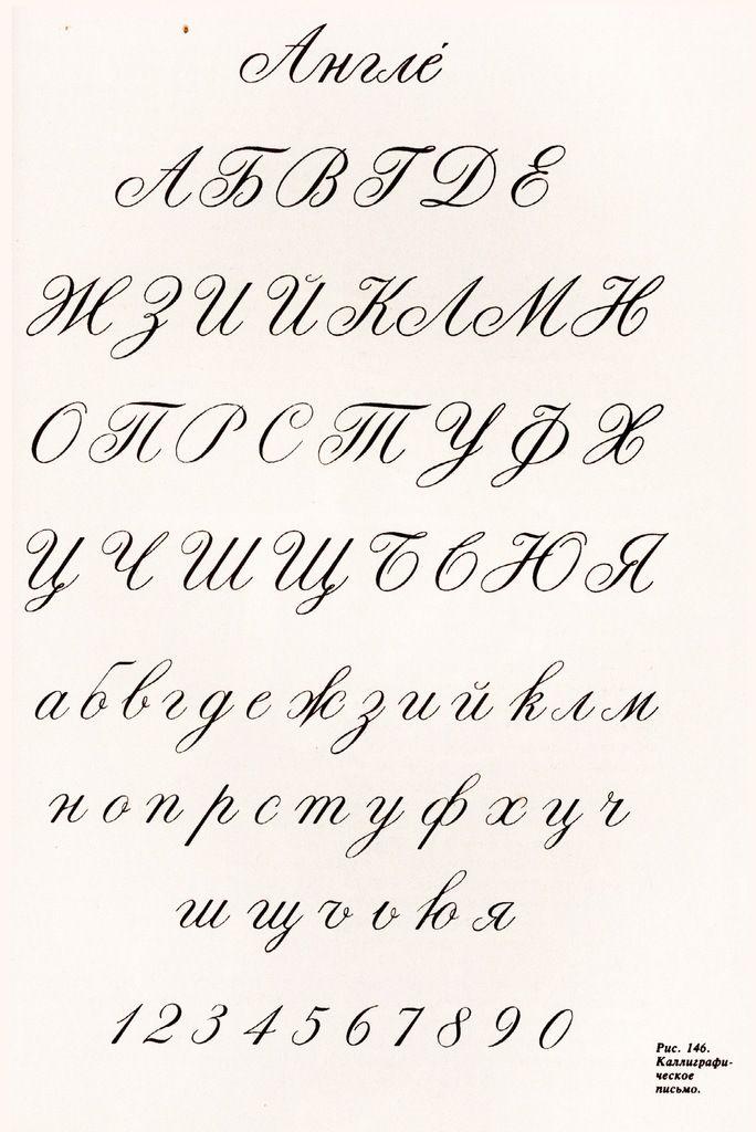 стекло становится рукописный красивый шрифт для открытки фото это