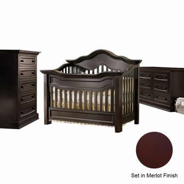 A Lifetime Of Use Is What This Nursery Set Offers Baby