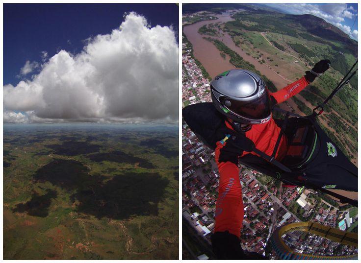 Vol au Brésil avec Charles Casaux