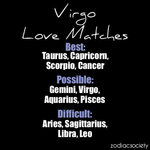 love match for virgo and capricorn in a relationship