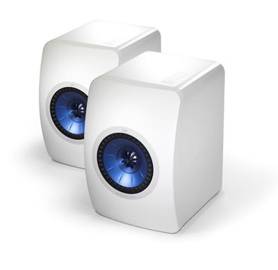 KEF Launches LS50 Speakers In White - CE Pro Europe