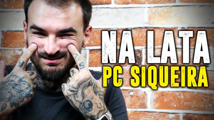 NA LATA   PC SIQUEIRA