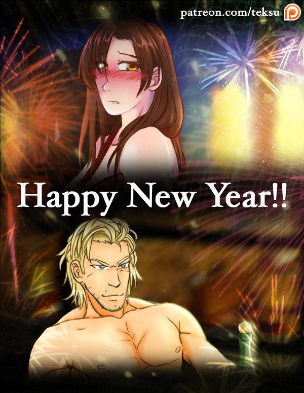 Happy 2016 by Teksu
