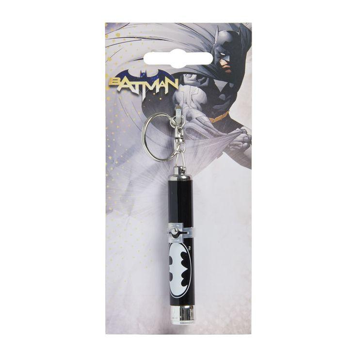 Batman Torch Keyring