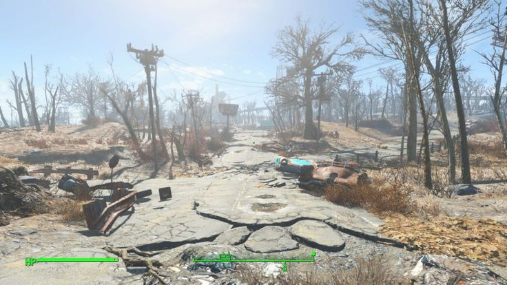 My first impressions of Fallout 4 after ~8 hours of play.
