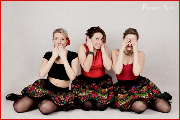 Tustela - spódnice folk