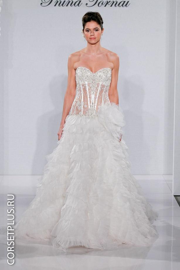 Свадебные платья pnina tornai