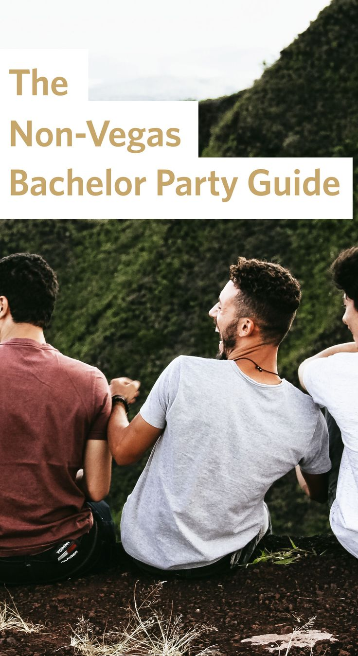 For those who aren't into strippers, steakhouses and the Vegas Strip, here are 6 unique Bachelor Party ideas for the classy gentlemen: https://www.zeel.com/blog/massage-experience/the-non-vegas-bachelor-party-guide