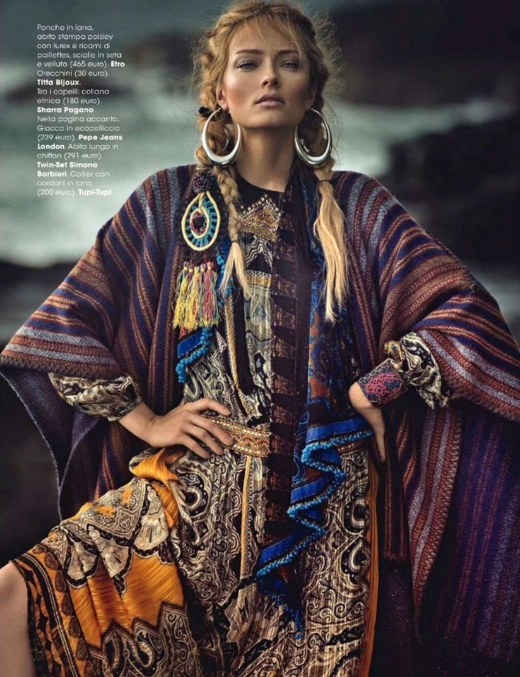 awesome Glamour Italia October 2014 | Olga Maliouk by Signe Vilstrup  [Editorial]