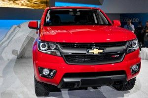 2015 Chevrolet Colorado z71 price