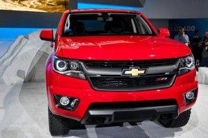 2015 Chevrolet Colorado z71 price