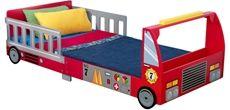 KidKraft Børneseng Fire Truck Toddler