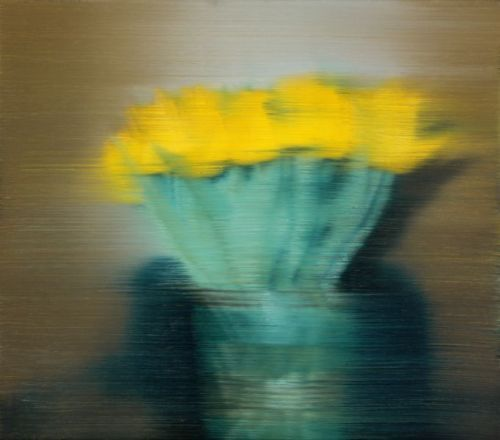 Gerhard Richter, Tulips 825-1, 1995 (Source: contemporary-art-blog)