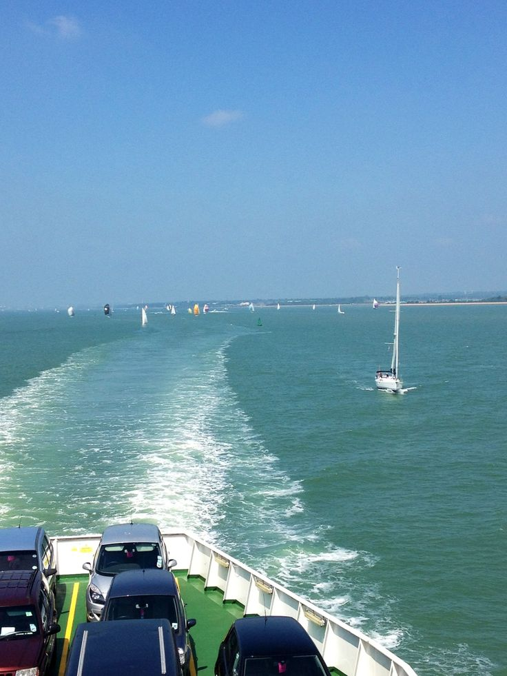 Ferry from Southampton to the Isle of Wight