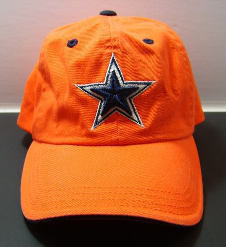 Official Dallas Cowboys Hat Made By Puma