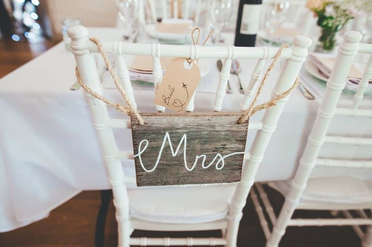 """Our """"Mrs"""" chair"""