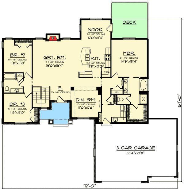 1447 best Floor PlansDream House images on Pinterest House
