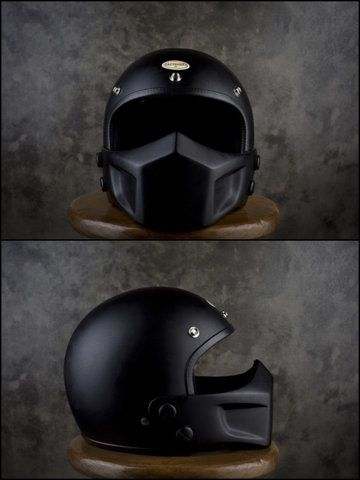 badass helmet addon  - wish I could actually find one of these.