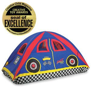 Pacific Play Tents Rad Racer Bed Tent  sc 1 st  Pinterest & 25 best Bed tents for kids images on Pinterest | 3/4 beds Bed ...