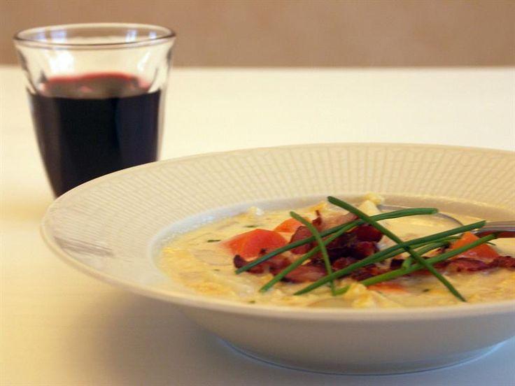 Het soppa för kall dag - Sydved.se