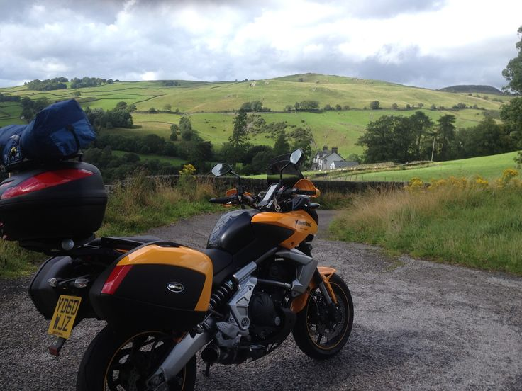1/2 a mile north of Kendal , August bank holiday 2015