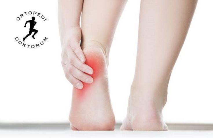Topuk Ağrısı - Prof.Dr. Şeref Aktaş Ortopedi Uzmanı