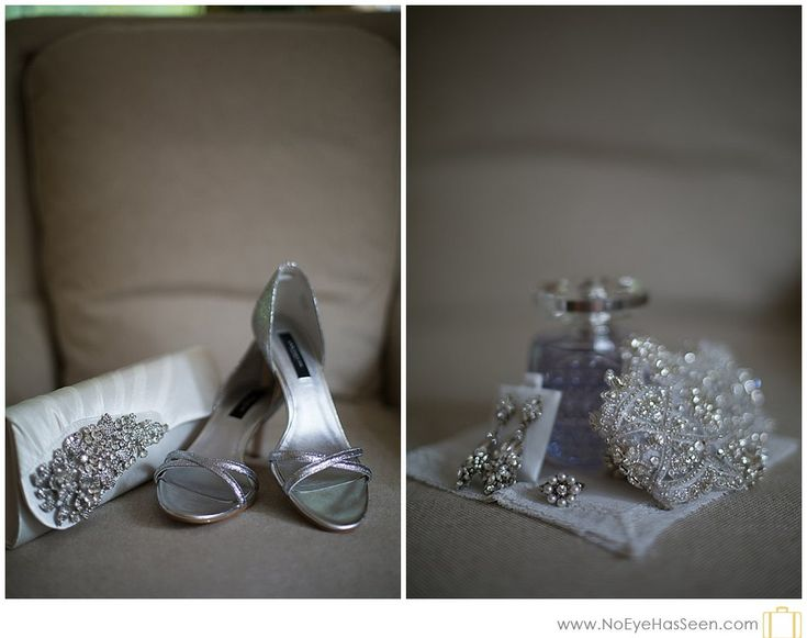 Shoes + jewelry