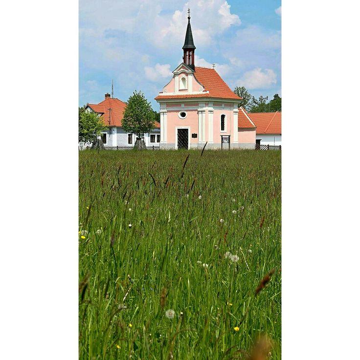 Chapel / Kaple sv. Víta