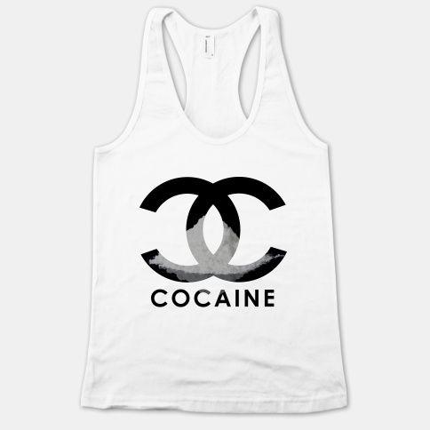 Cocaine (Chanel Parody)