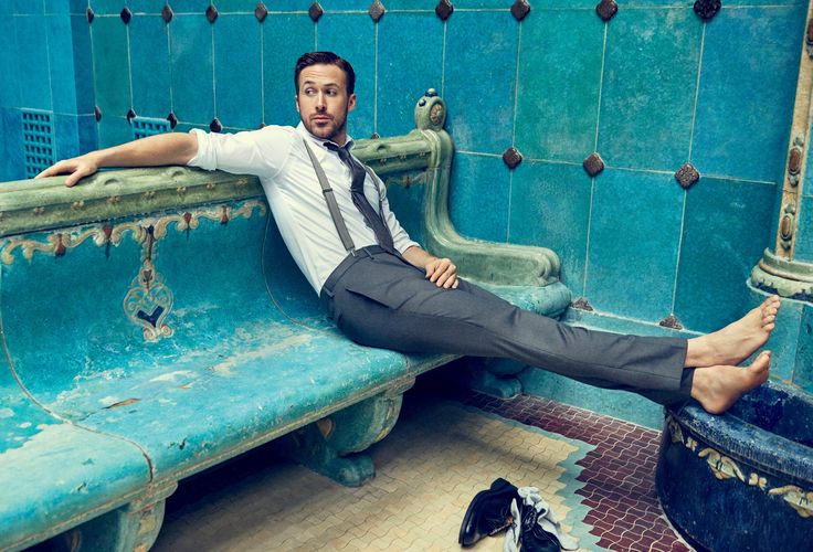 Ryan Gosling Wears This Spring's New Leading Man Menswear Photos | GQ