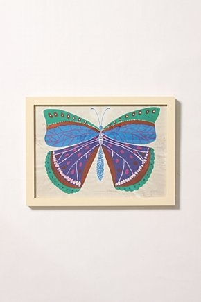 Butterfly: Inspiration, Butterflies, Anthro Butterfly, Framed Art, Anthropologie Com, Products