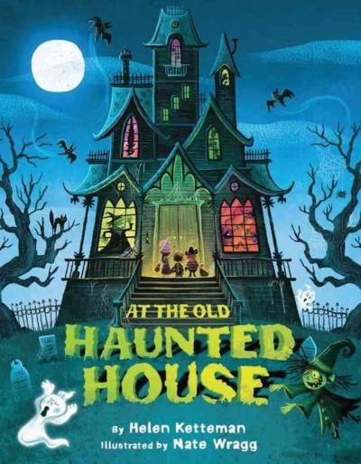 From the author of the popular Goodnight, Little Monster and a character designer for Pixar films comes a delightful rhyming romp through an old haunted house. Vibrantly painted illustrations lead thr