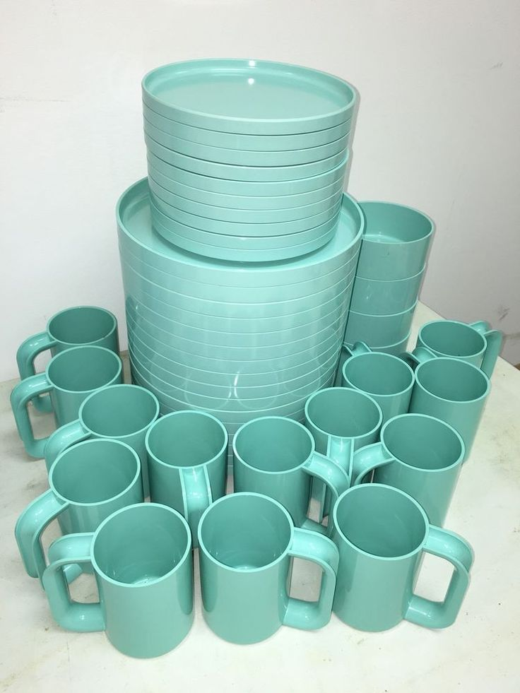 17 Best Images About Very VTG Kitchen Dish Sets On