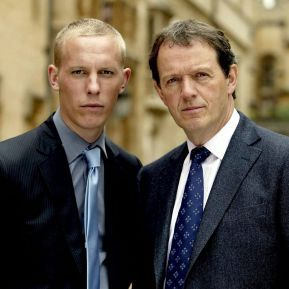 Inspector Lewis, the spin-off of Inspector Morse, is a little edgier and well written... and I always loved Lewis.  He is adorable.