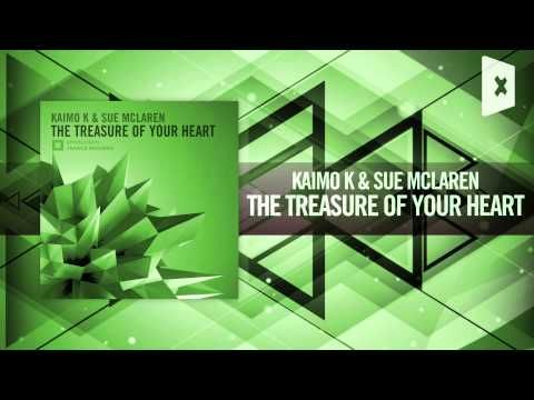Kaimo K & Sue McLaren - The Treasure Of Your Heart (Amsterdam Trance / RNM)
