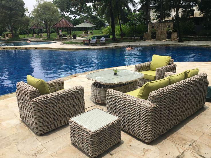 Más de  ideas increíbles sobre Rattan garden furniture sale en