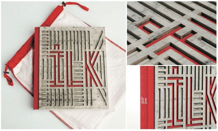 Otuz İkinci Grafik Ürünler Sergisi Kitap Kapağı Tasarımı Ödülü:  Tasarımcı: Yeşim Demir