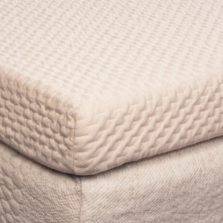 @Overstock - Perfect for adding luxurious comfort and style to the bedroom, this natural latex premium mattress topper creates a haven of comfort with a simple modern design. The mattress topper includes a breathable and removable all-cotton cover.  http://www.overstock.com/Bedding-Bath/Sleep-Invigorate-All-Latex-3-inch-Mattress-Topper/7472241/product.html?CID=214117 CAD              456.89