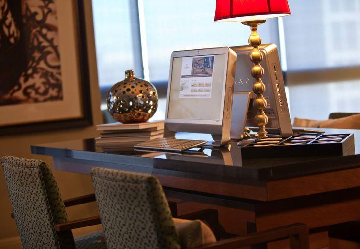 Club Lounge Workstation Renaissance Nashville Hotel   TN 37203
