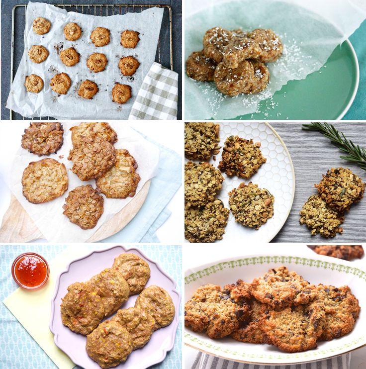 7x gezonde koekjesrecepten