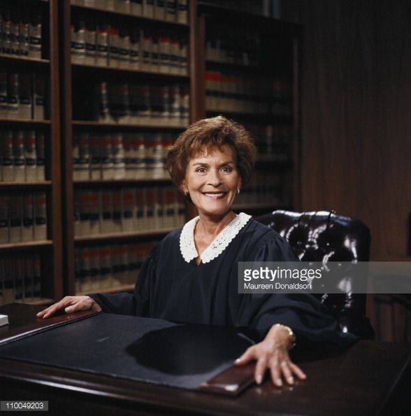 Judith Sheindlin Court | American family court judge Judith Sheindlin, who appears on the US ...