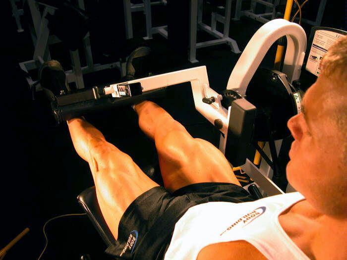 5 Leg Workouts For Mass.  A Beginner's Guide!