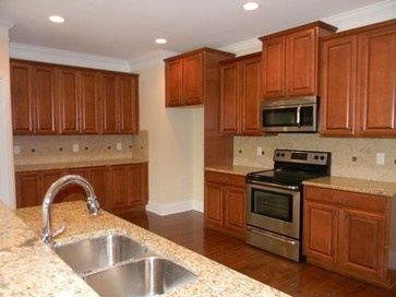 Our Cabinets Timberlake Scottsdale Maple Cognac Home