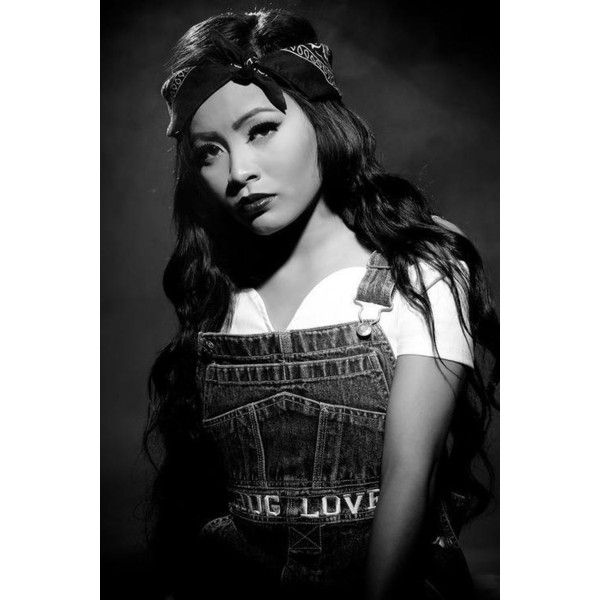 An image of Honey Cocaine ❤ liked on Polyvore featuring hair