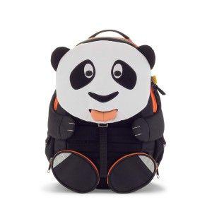 Der pfiffige Panda Paul parfümiert sich gern mit Pampelmusenduft.