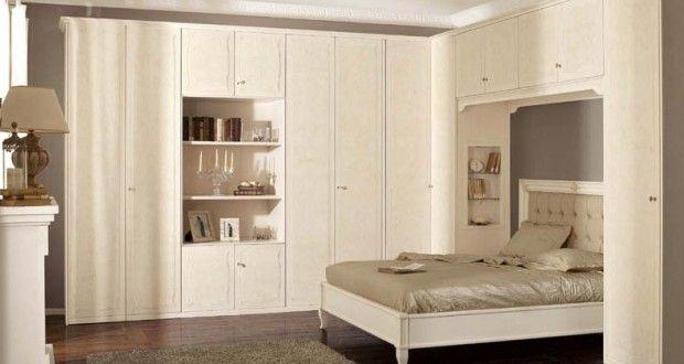 Yatak Odası Gömme Dolap Modelleri (11)  
